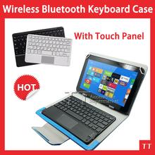 Chuwi hi10 Wireless Bluetooth Keyboard Case Universa Bluetooth Keyboard with touchpad Case for Chuwi HI10 10.1″Tablet + 2 gifts