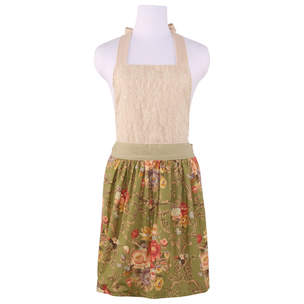 Online Buy Wholesale Retro Style Aprons From China Retro