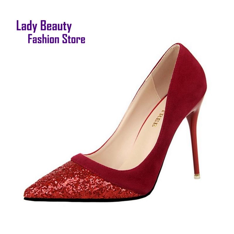 chaussure pour femme avec semelle rouge. Black Bedroom Furniture Sets. Home Design Ideas