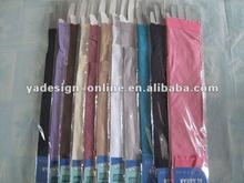 24pcs/lot Fashion Black white elastic MUSLIM arm sleeve islamic oversleeve(China (Mainland))