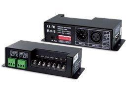 LT-830-6A constant voltage DMX Decoder;6A*3channel PWM output
