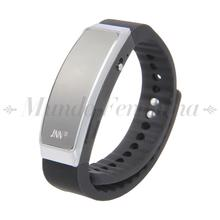 Digital 4GB Voice Recorder USB Wristband Bracelet Sound Dictaphone MP3 Mic Black