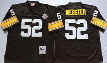 Retro Black White 7 Ben Roethlisberger 43 Troy Polamalu Throwback 83 Heath Miller 84 Antonio Brown 86 Hines 32 Franco Harris(China (Mainland))