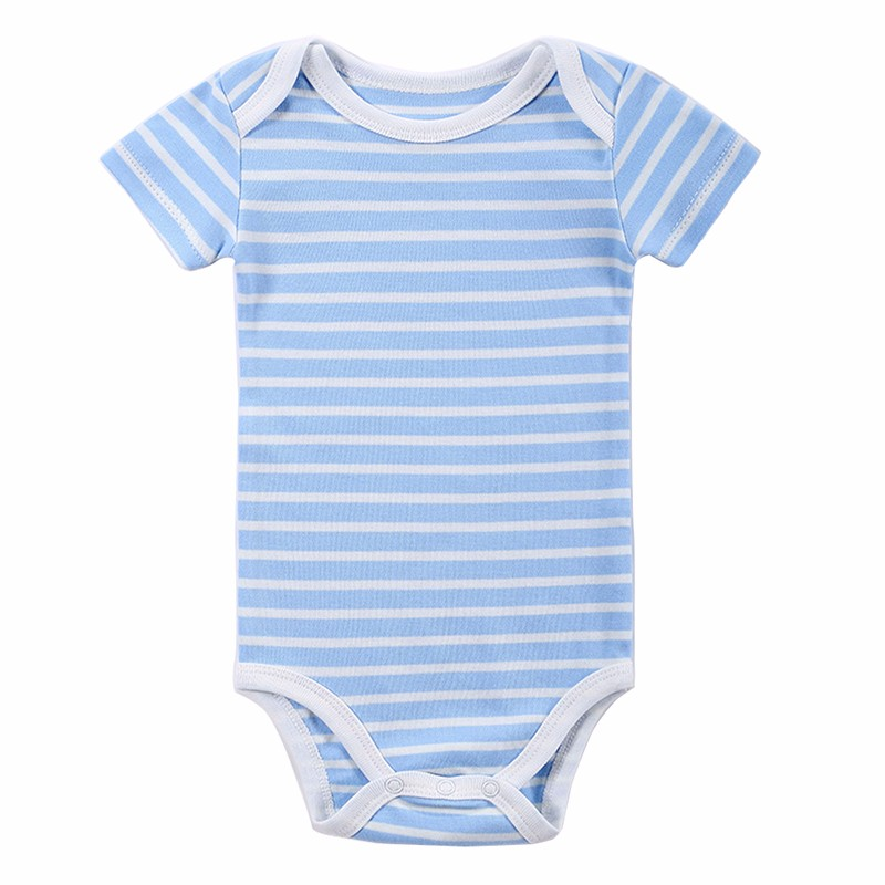 Newly 2016 Baby Clothing 5 Pcslot Newborn Body Baby Rompers Triangle Cotton Jumpsuit Nest Infant Pajamas Baby Boy Girl Clothes (13)