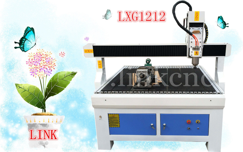 LINK Most popular 1212 advertising cnc router/foam cutting cnc router(China (Mainland))