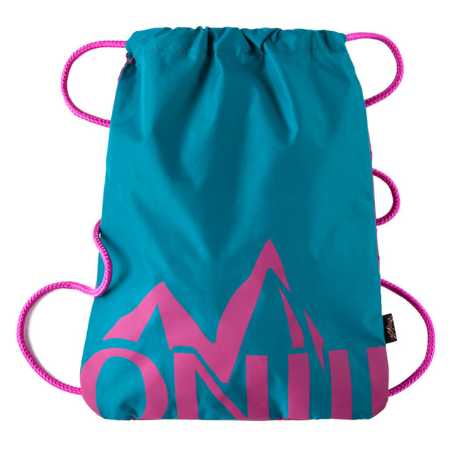 2016 мода простой водонепроницаемый шнурок рюкзак твердые сверхлегкий сумка фитнес ...