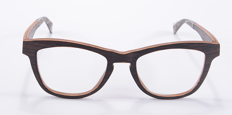 Glasses Frames Luxury : Luxury Walnut Wood Glasses Frame Fashion Optical Frame ...