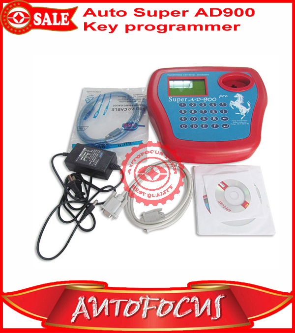 NEW Super AD900 Key Transponder Programmer 4d key clone king ad900 pro transponder duplicating system(China (Mainland))
