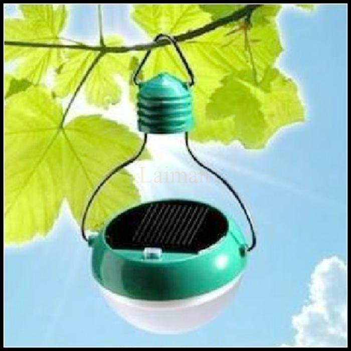 2016 NEW Green Housing Solar Lamp Garden LED Solar Light Outdoor for Emergency Waterproof IP65 rainproof(China (Mainland))