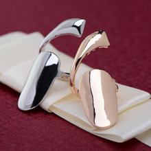 1 Pcs Sale 2014 New Arrival Women Brand Creative Jewelry Gold Silver Tone Alloy Cute Fashion