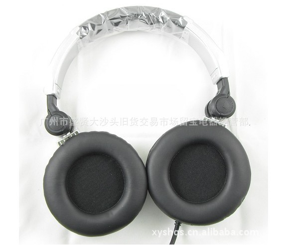Brand New Headphone Noise Cancelling Headset Good Bass DJ headphone Monitor Earphone HiFi Auriculares For Computer(China (Mainland))