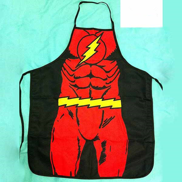 New Women Mens Sexy Funny Aprons Novelty Naked Kitchen Cooking BBQ Party Apron