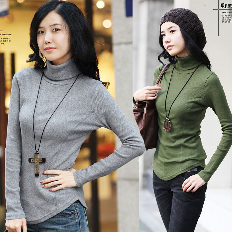 MamaLove Turtleneck Maternity clothes Maternity tops nursing clothes nursing top pregnancy/pregnant clothes for Pregnant Women(China (Mainland))