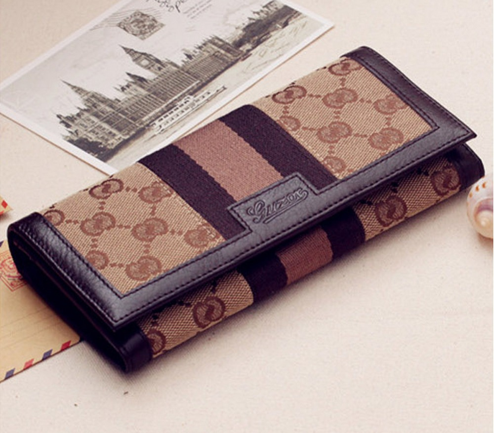 NEW Genuine Leather Women Wallet Designer Women Purses Solid Long Hasp Women Wallets Brand 2015 Hot Sale Leather Women Clutch<br><br>Aliexpress