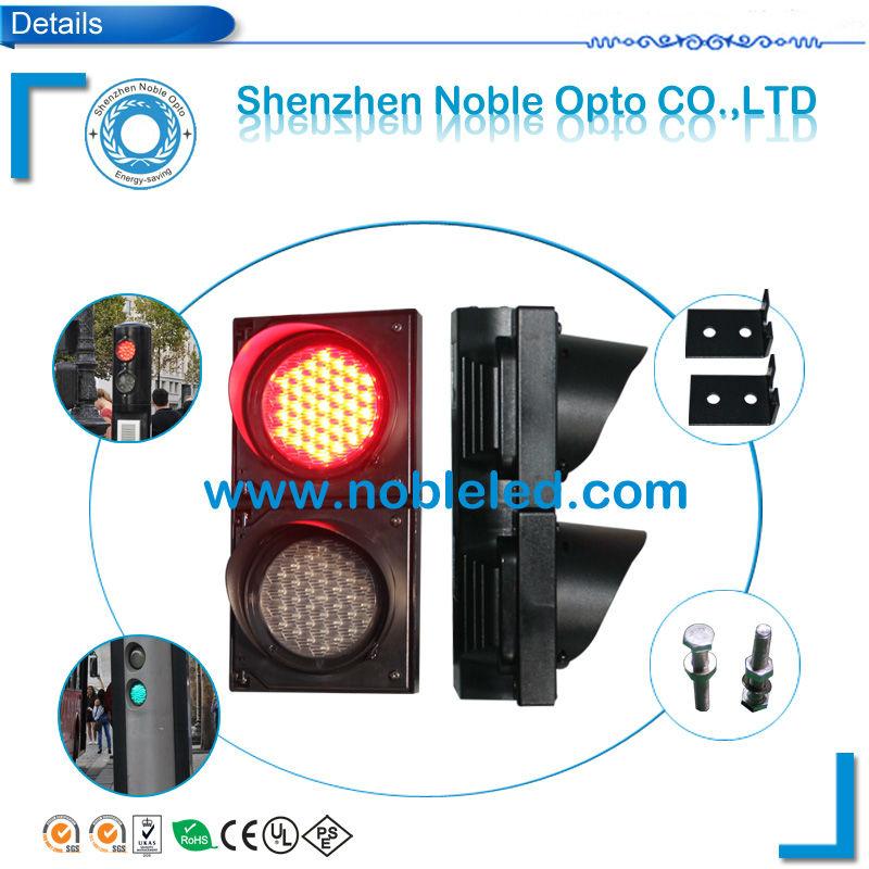 100 мм красный зеленый из светодиодов светофор