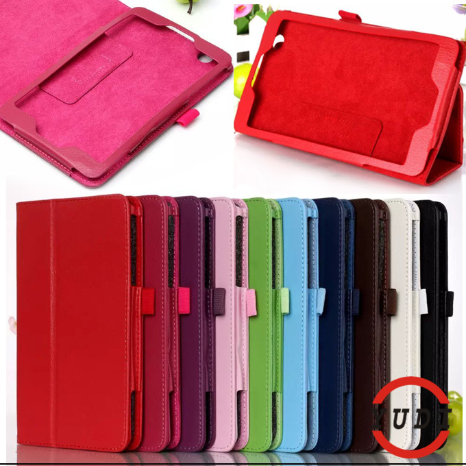"""New stand PU leather Case cover For Acer Iconia One 7 B1-750 tablet case for acer b1 7500 7"""" inch Tablet Accessories Y4A04D(China (Mainland))"""