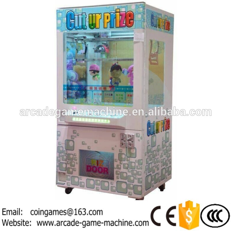 The Latest Indoor Amusement Equipment Cut Prize Arcade Coin Operated Grab Gift Vending Claw Plush Toy Cranes Game Machine<br><br>Aliexpress