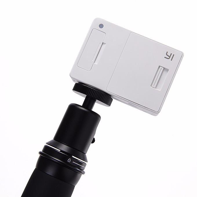Original Xiaomi Alluminum Alloy Self Timer Monopod Selfie Stick For Xiaomi Yi Action Camera 188084 9