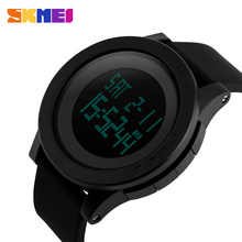 Men Sports Watches SKMEI Brand Fashion Dress Digital Watch LED Multifunctional Wristwatches Military Watches relogios masculinos