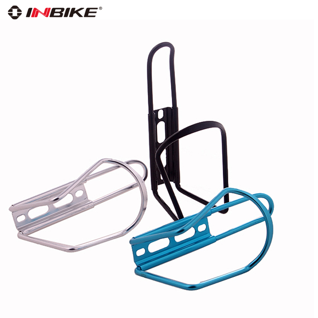 Inbike high quality aluminum water bottle rack bicycle ab008