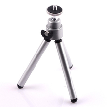 Orbmart Mini Tripod For GoPro Hero 4 3+ 3 2 1 Xiaomi Yi SJCAM SJ4000 WIFI SJ5000 SJ6000 SJ7000 Sports Action Cameras