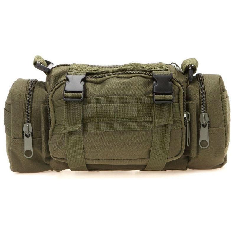 Waist Shoulder Bag for Men Outdoor Sport Style -- 777-CA-0601c(China (Mainland))