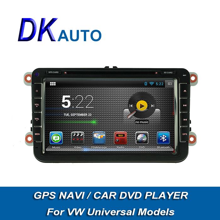 2Din Android Car DVD Bluetooth for Volkswagen VW Touran Tiguan Polo Sedan Passat CC Golf Jetta Caddy Automotivo Radio Audio GPS(China (Mainland))