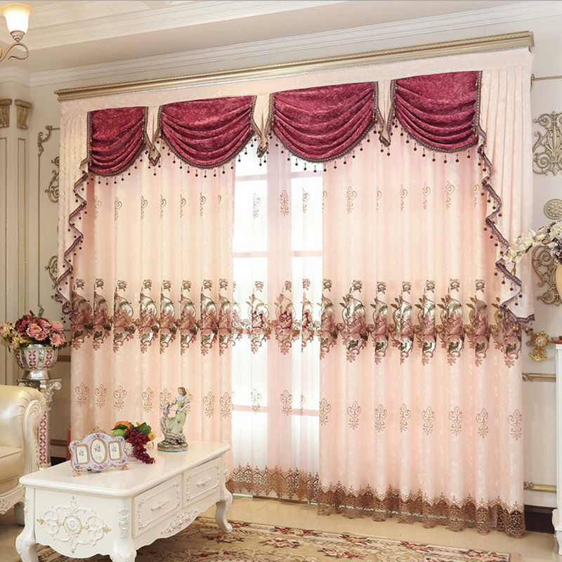 Online Get Cheap Valances Window Treatments Alibaba Group