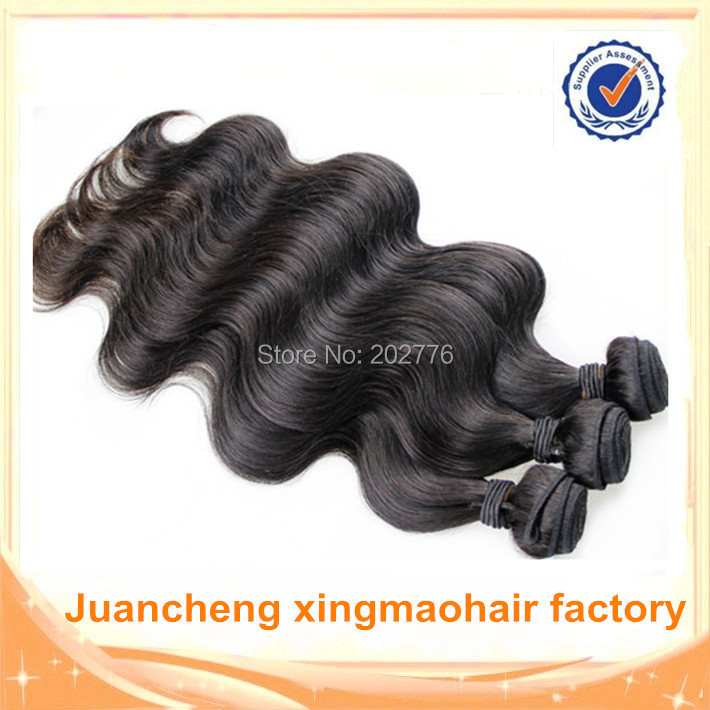 4 pcs /lot Grade 5A brazilian virgin hair body wave Hair Weave,best brazilian hair human hair extension No tangle  Free Shipping<br><br>Aliexpress