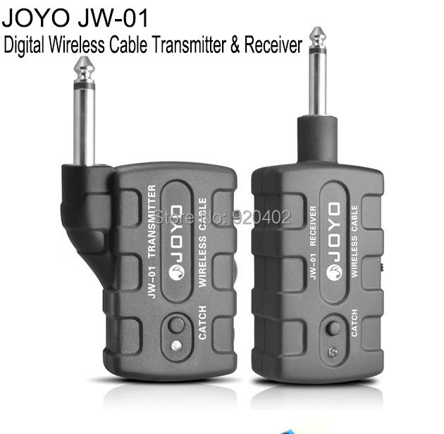 JOYO JW-01 Rechargeable 2.4G Audio Wireless Digital Guitar Transmitter/Receiver(China (Mainland))