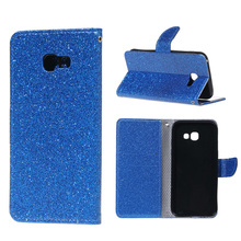 Buy A7 2017 A720 Fashion Bling Shiny Leather Tpu Case Stand Card Holder Flip Cover Samsung galaxy A3 A5 A7 2017 A520 A320 A720 for $2.99 in AliExpress store