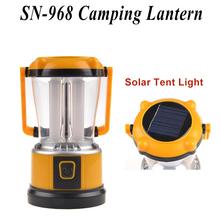 Portable Outdoor LED Bivouac Camping Lantern Led Solar Tent Light Tent Fishing Lamp Brightness Camp Travel Night(China (Mainland))