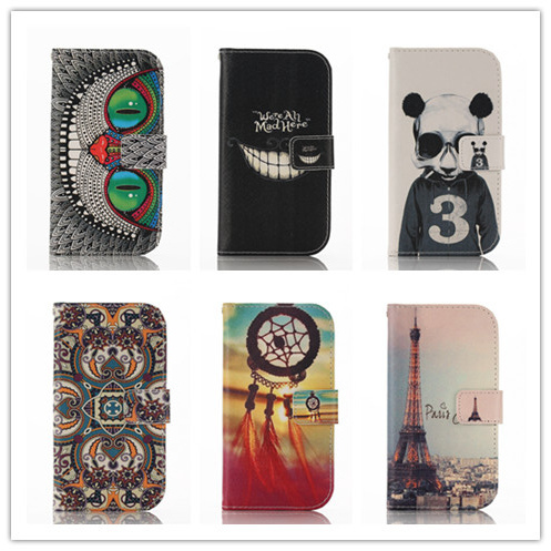 Leather PU Flip Case Samsung Galaxy Grand 2 Duos G7102 G7100 G7108 G7106 Phone Cover Cases Wallet & Stand Function - Shenzhen Newone Technology Ltd. store