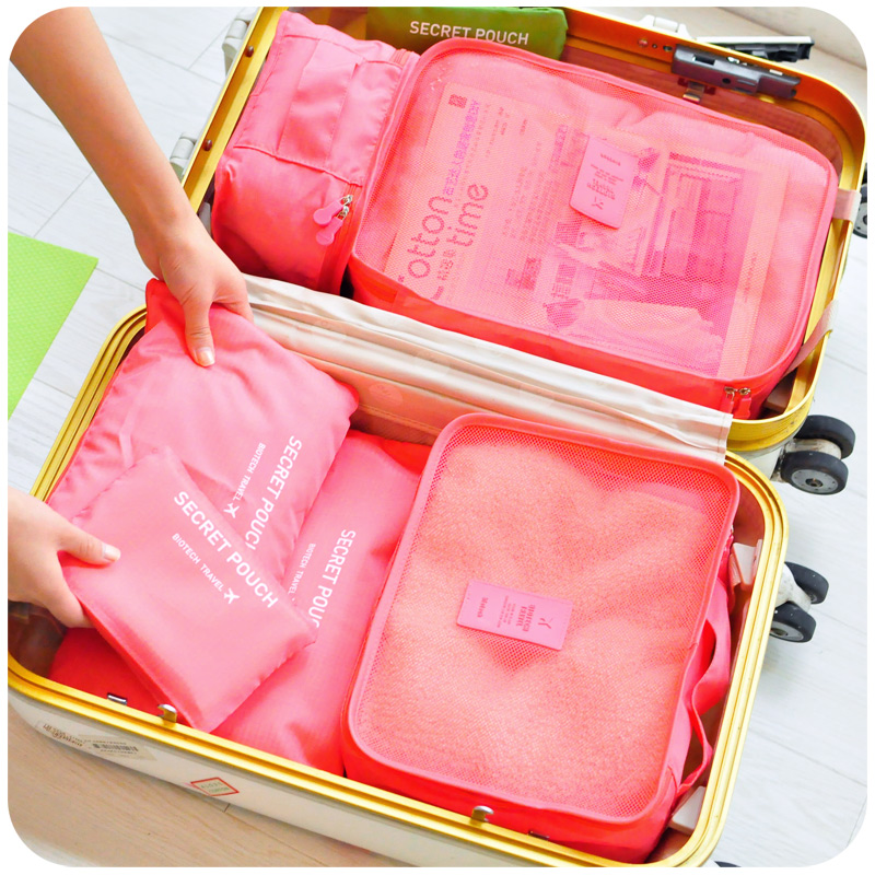 2014 Special Offer Promotion Zipper Solid Organizador Cosmetic Bags Necessaries Wash Bags Waterproof Travel Set Bath Bag Storage(China (Mainland))