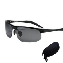 Buy Best Polarized Bicycle Glasses Cycling Eyewear Polarized Fishing Sunglasses Cycling Glasses Sun Glasses Aluminum Magnesium Alloy for $7.91 in AliExpress store