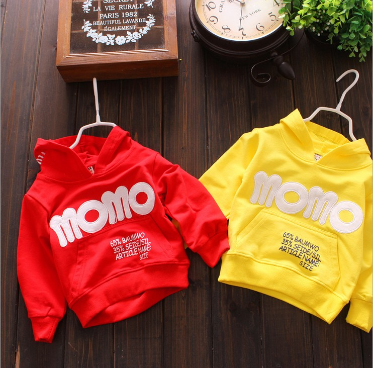 2017 new baby girls boys Long sleeve hoodies clothing spring/autumn cotton coat baby clothes Hooded outwear 33