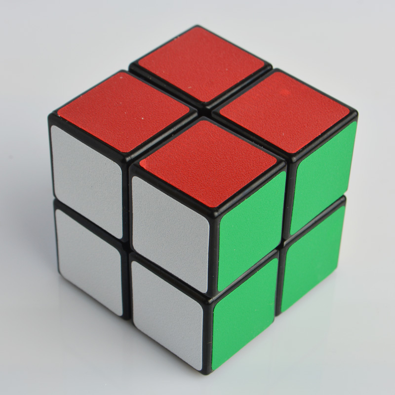 Shengshou Speed Matte Stickers 2x2x2 Magic Cube Puzzles Game Magico Cubo 2×2 Educational Toy