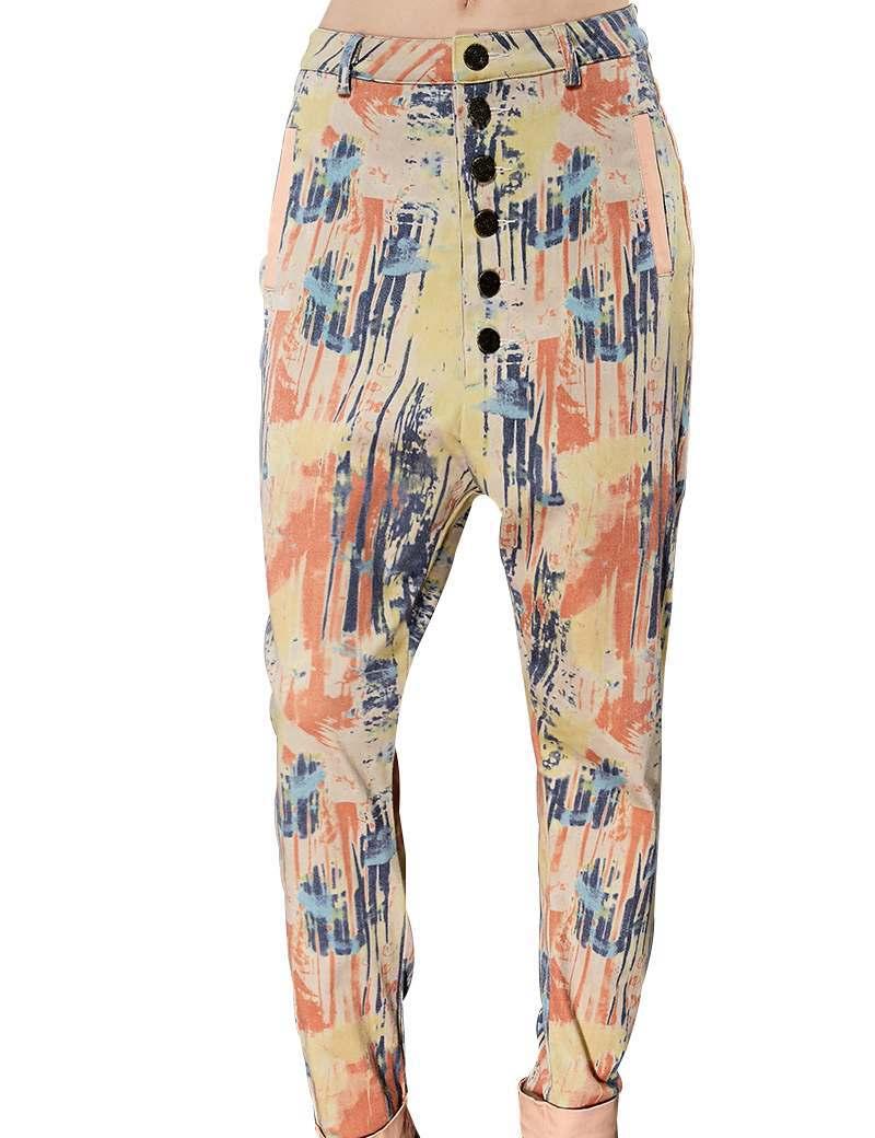 Женские брюки Elf SACK 201 1438050 джинсы женские elf sack 1518007