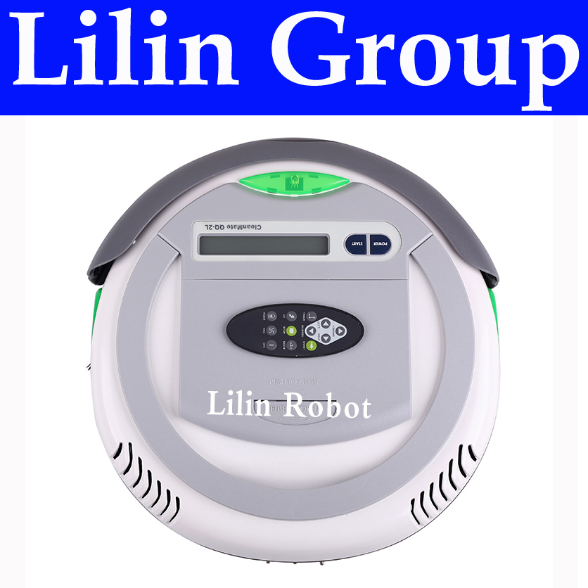 (Free to Russia) Robot Vacuum Cleaner,Multifunction(Vacuum,Sweep,Sterilize,Air Flavor),LCD,Timing Set,Self Charge,Remote Control