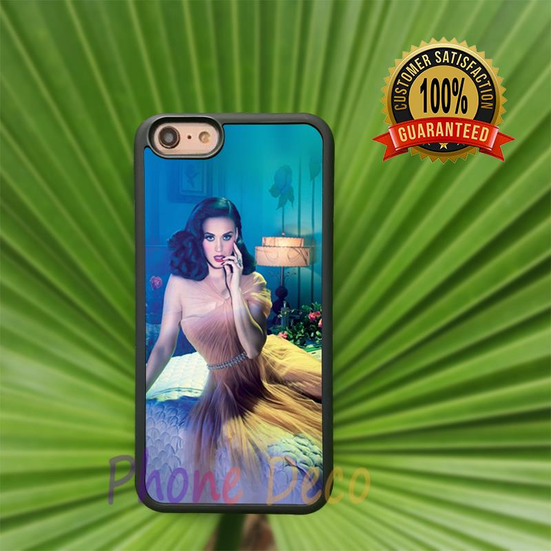 katy perry fashion cell phone cases for iphone 4 4s 5 5s