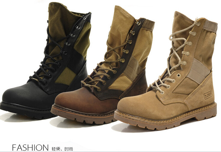 New Army Combat Boots - Boot 2017