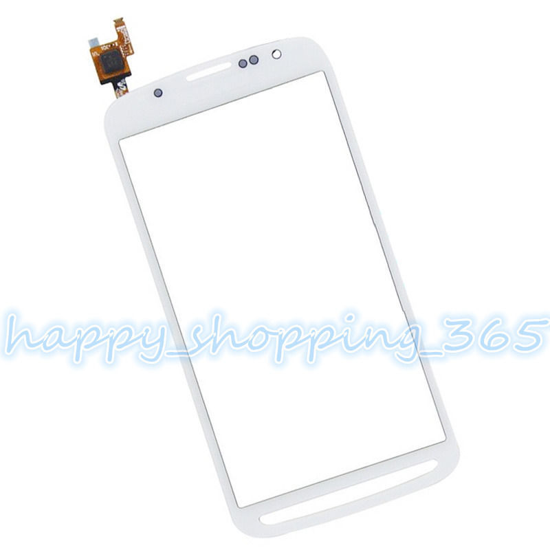 Free tools Replacement For Samsung Galaxy S4 Active i9295 i537 white digitizer touch screen Glass Free shipping(China (Mainland))