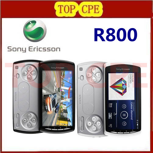 Cheapest R800 Sony ericsson Xperia PLAY Z1i R800 Original Cell Phone 1 Year warranty Refurbished Drop shipping Black White color(China (Mainland))