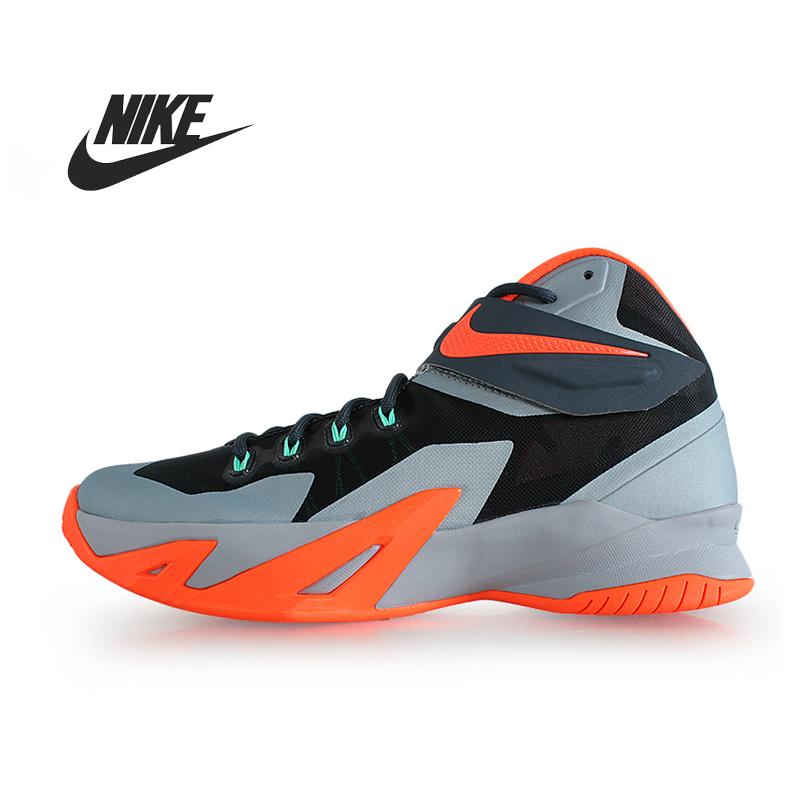 Baloncesto Nuevo De Logo Zapatillas Nike Santillana qwtwaY