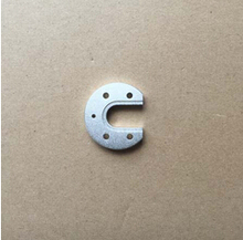 Mounting plate for all metal hotend
