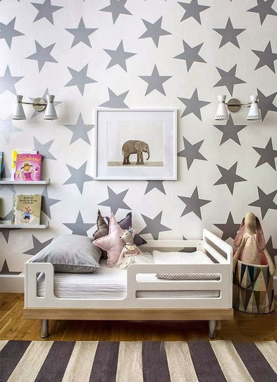Stars wall stickers living bedroom room background wall decoration stickers home decorative painting background sticker(China (Mainland))