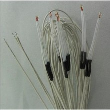 5Pcs/lot 100K ohm NTC 3950 Thermistors with cable for 3D Printer Reprap Mend Free Shipping