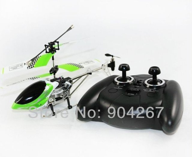 New Mini 8010A Remote radio Control toys RC LED 3CH Helicopter  rc helicopter 3CH RTF
