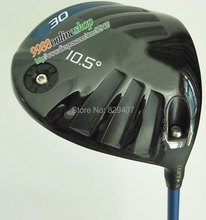New Golf clubs G30 driver clubs10.5/9 degree with R Golf graphite shaft& Headcovers Golf driver EMS Free Shipping(China (Mainland))