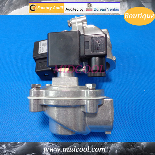 Boutique Air compressor pressure switch MCF-50 ZG2 Pulse Valve for Dust Collector, MCF Series Solenoid pulse valve(China (Mainland))